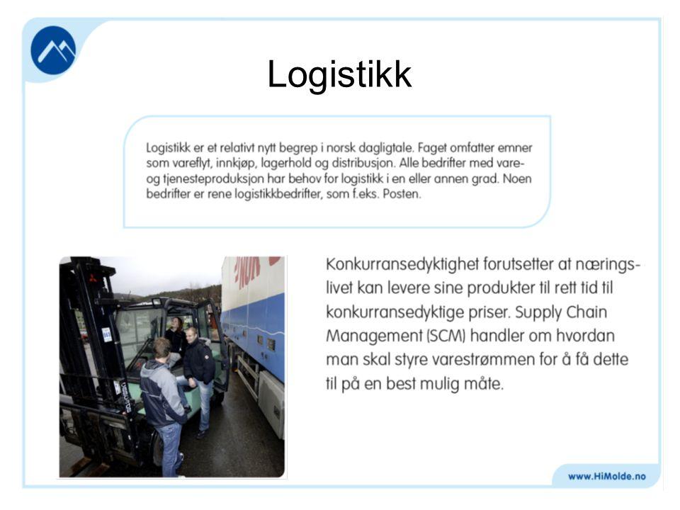 Logistikk