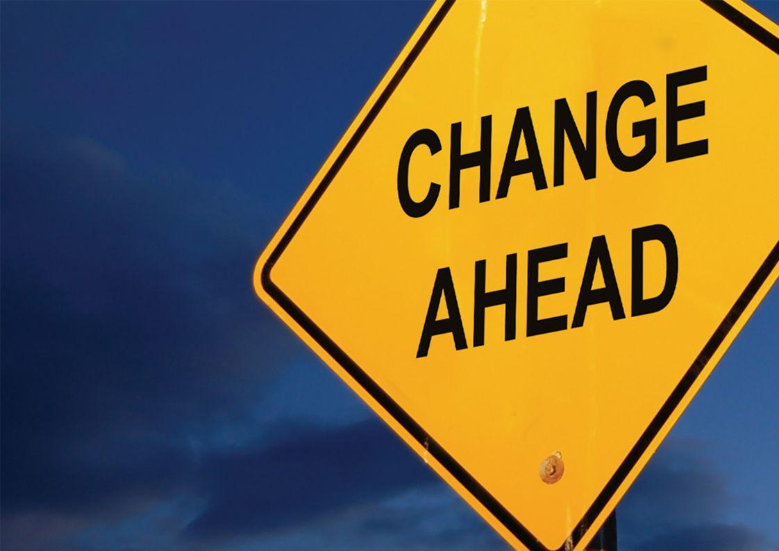 Forslag til endringer