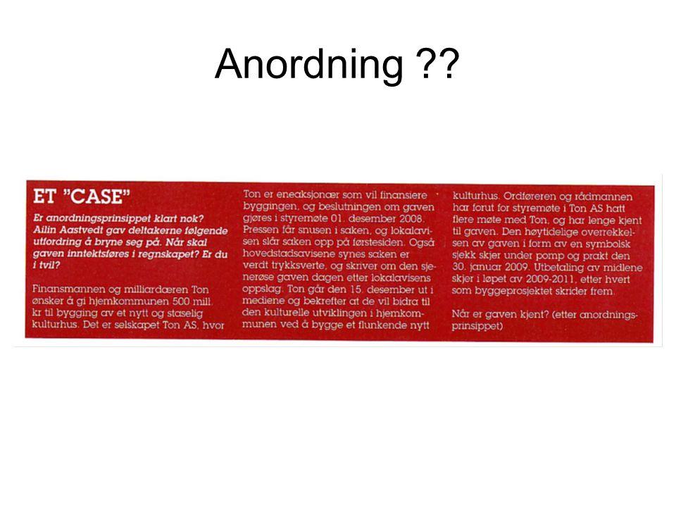 Anordning ??