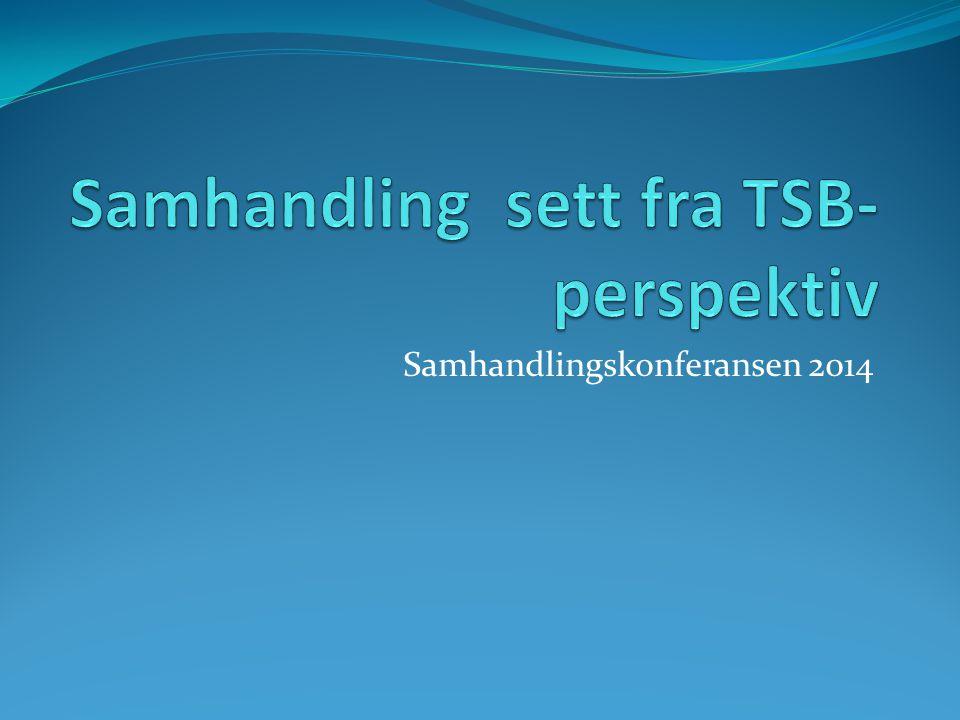 Samhandlingskonferansen 2014