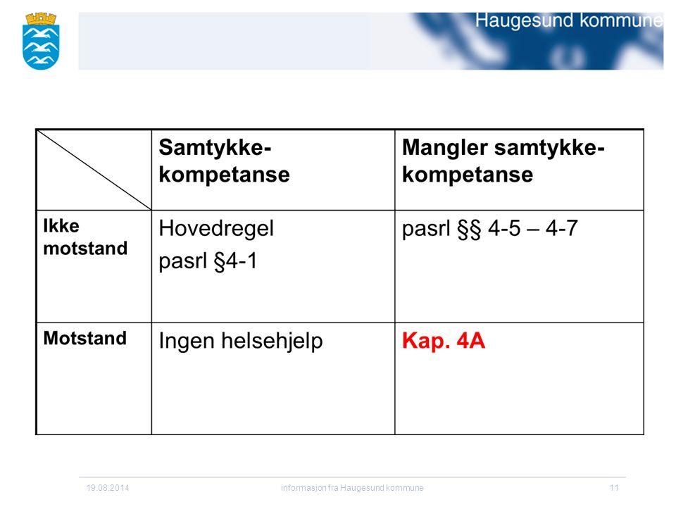 19.08.2014informasjon fra Haugesund kommune11