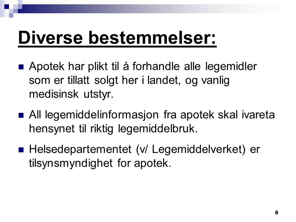 29 Nemnder tilknyttet Statens legemiddelverk Spesialitetsnemnda  rådgivende organ for Legemiddelverket når det gjelder godkjenning av nye legemidler.