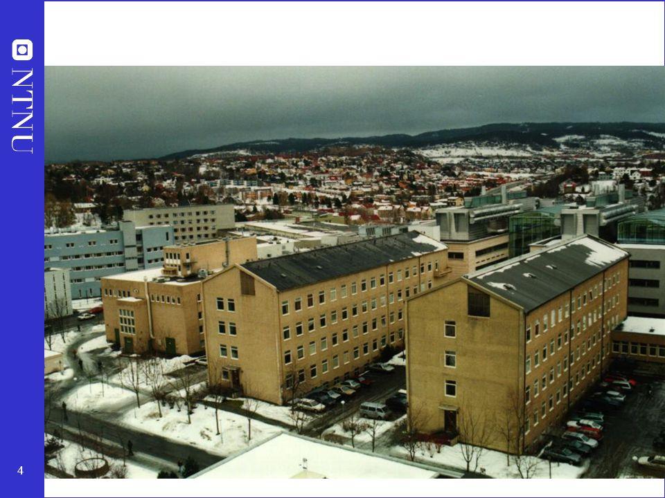 15 Instituttets målsetting 1.Føre studenter frem til internasjonalt mastergradsnivå innen Chemical Engineering .