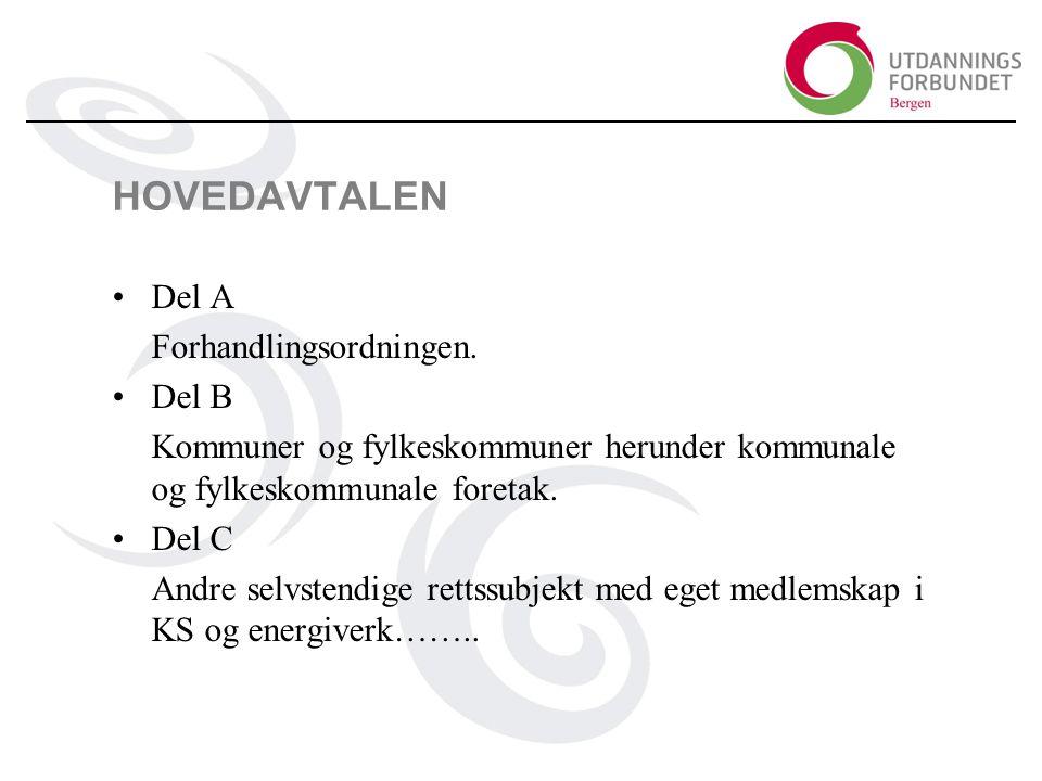 Hovedavtalen Hovedavtalen (HA) er en tariffavtale som regulerer samarbeid og medbestemmelse.