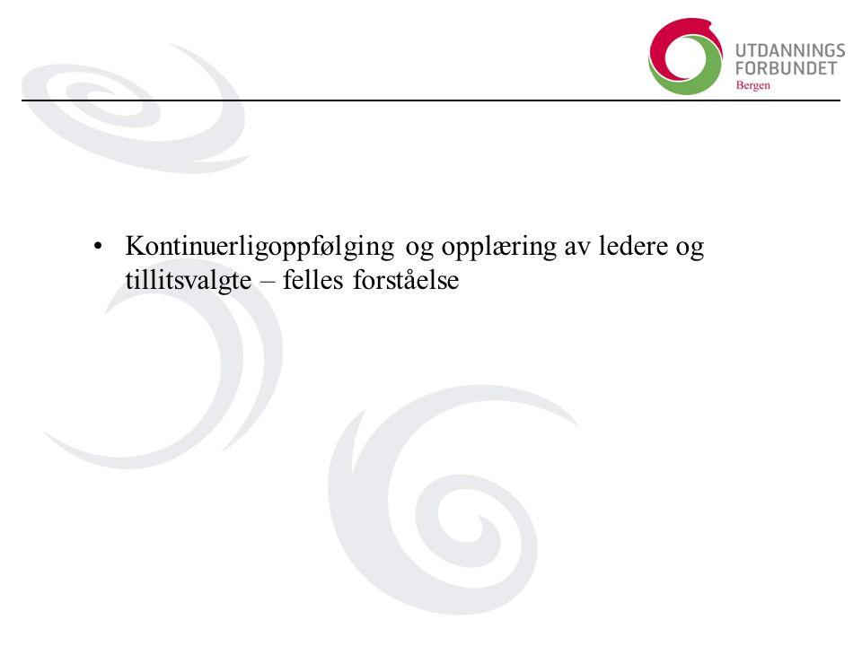 Ulike avtaleområder Kommuner og fylkeskommuner (KS) Oslo kommune Staten Spekter Private Barnehagers Landsforb.