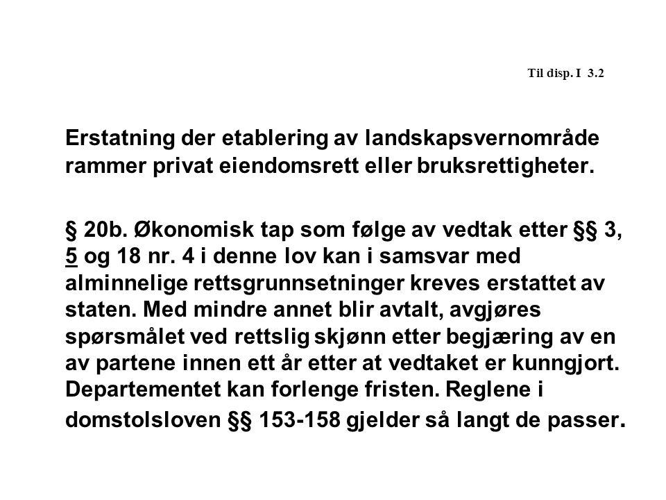 Til disp.I 5 Plan- og bygningsloven av 14. juni 1985 nr.