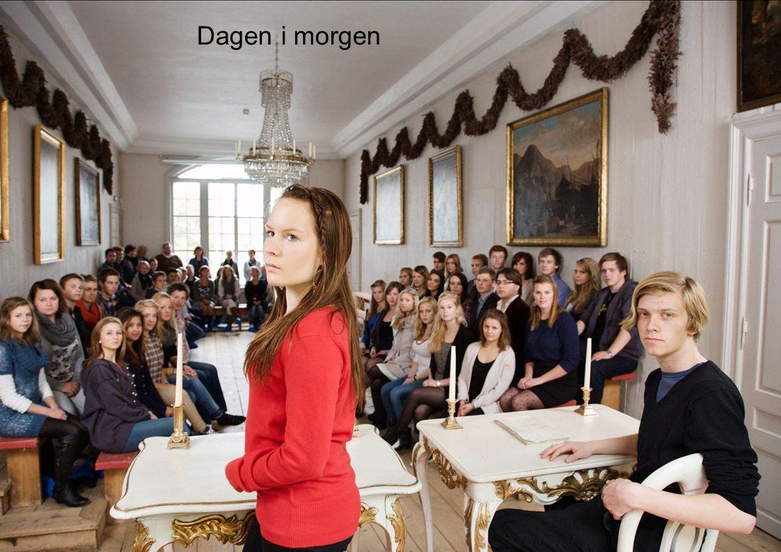 19.08.2014 Endres i topp-/bunntekst6 Dagen i morgen