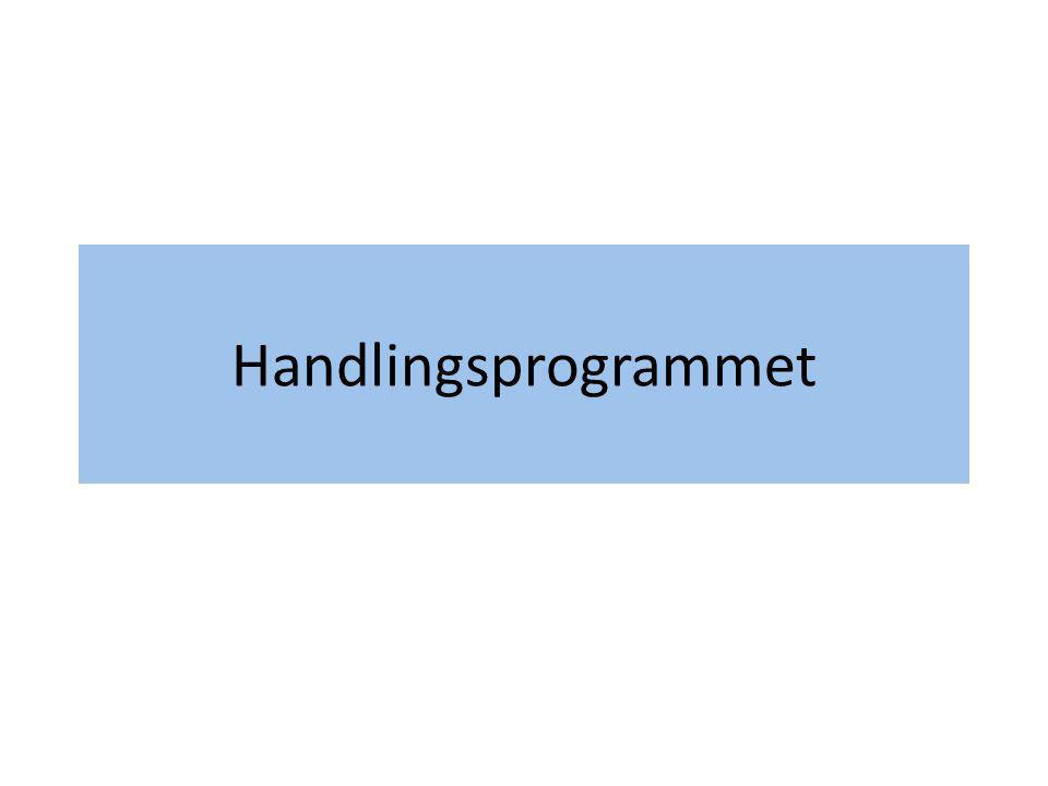 Handlingsprogrammet