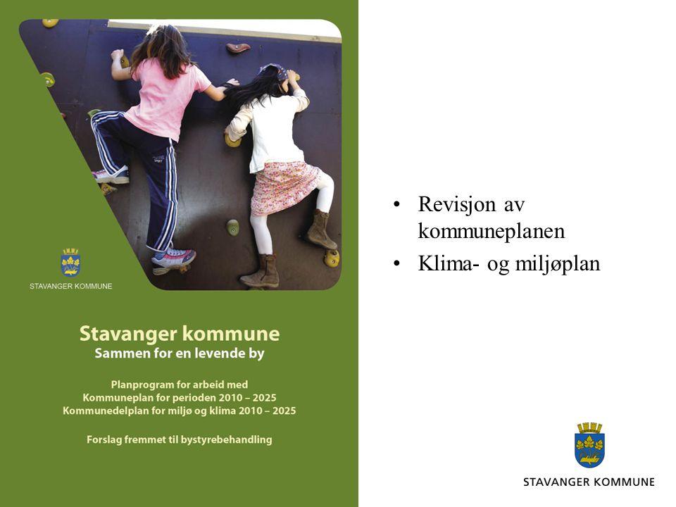 Mål for samfunnssikkerhet Stavanger kommune skal være i stand til å opprettholde viktige samfunnsfunksjoner og ivareta borgernes liv, helse og grunnleggende behov under ulike former for påkjenninger.
