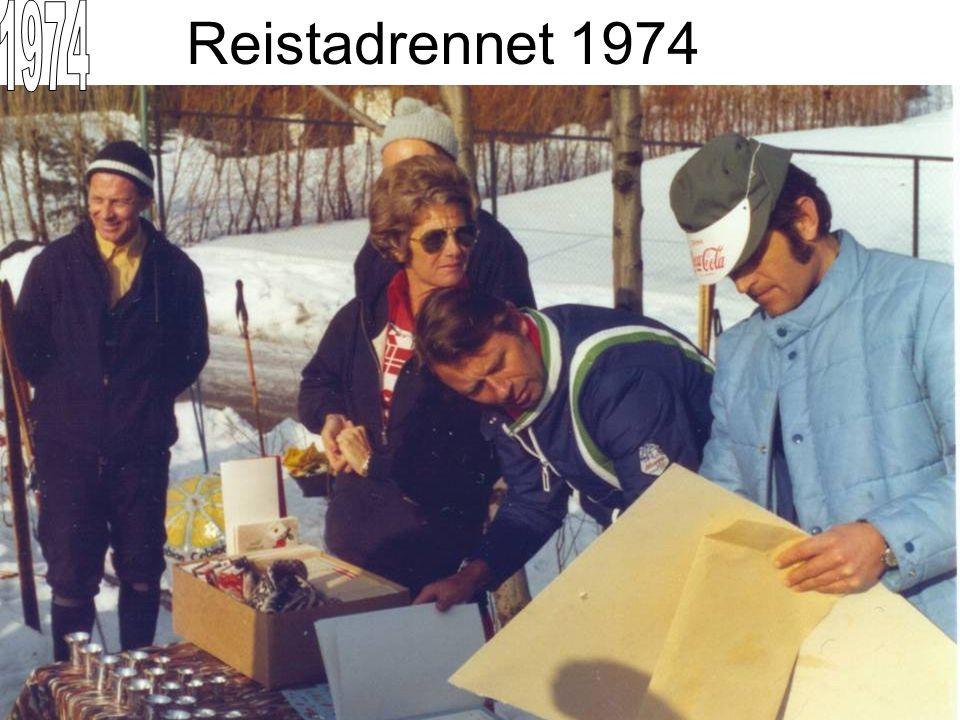 Reistadrennet 1974