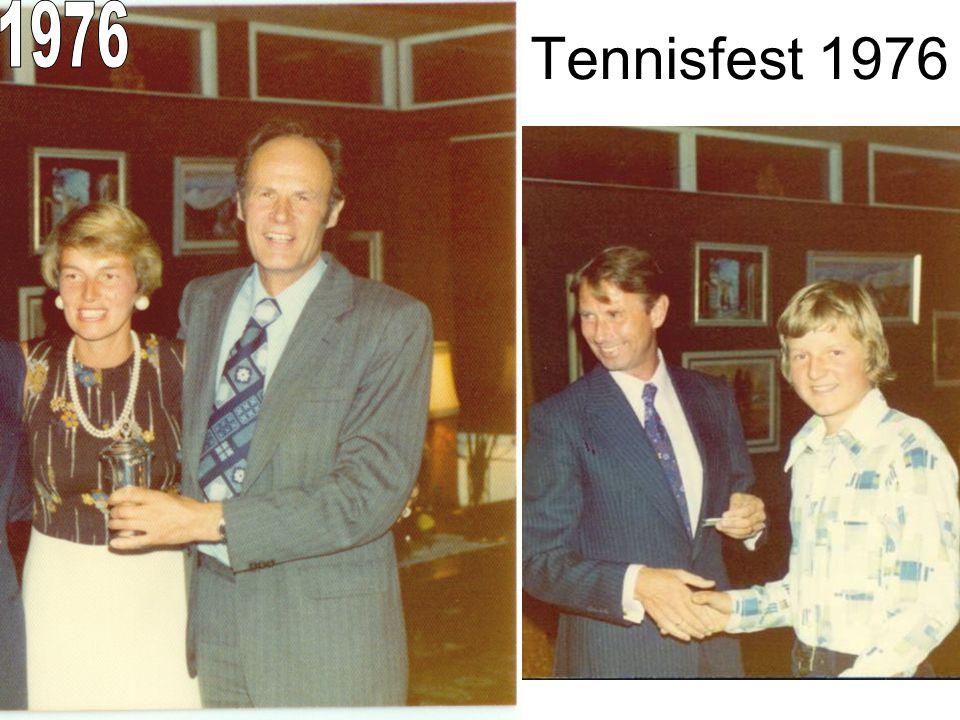 Tennisfest 1976