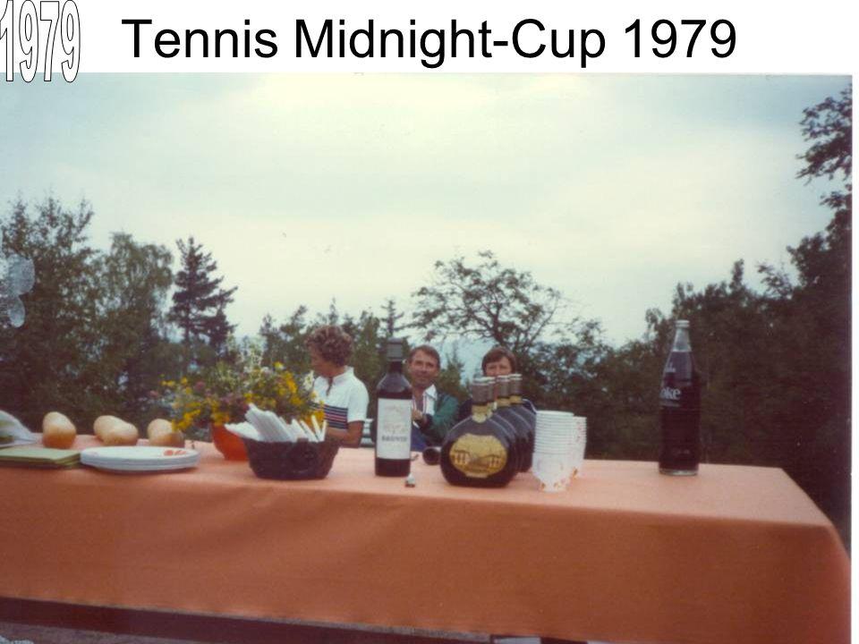 Tennis Midnight-Cup 1979