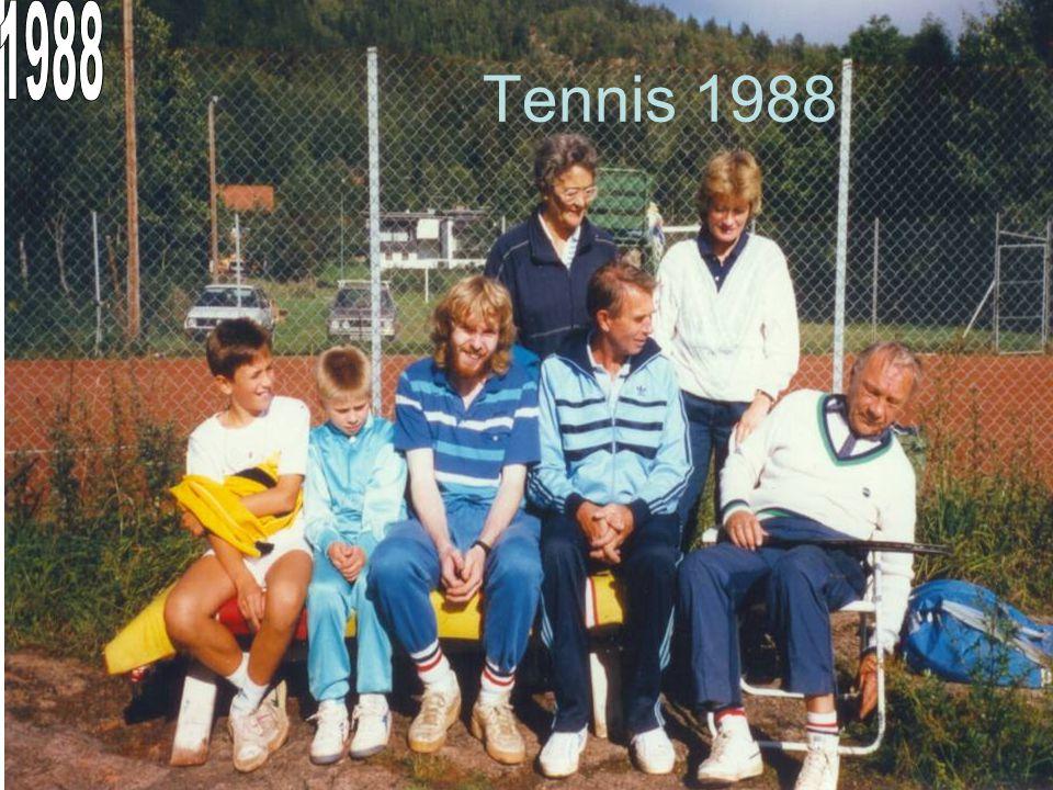 Tennis 1988