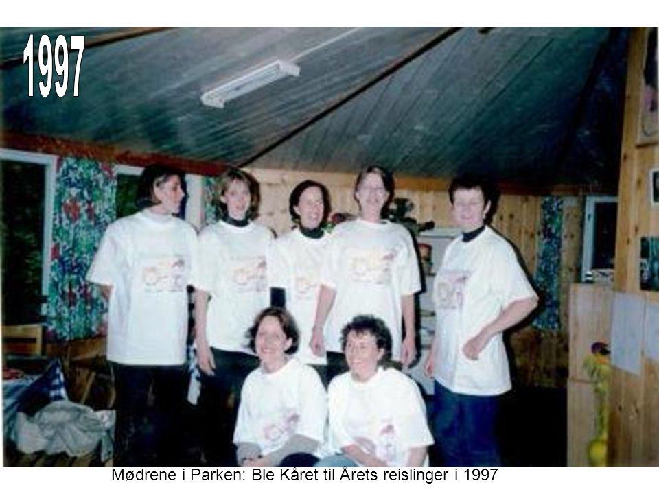 Mødrene i Parken: Ble Kåret til Årets reislinger i 1997
