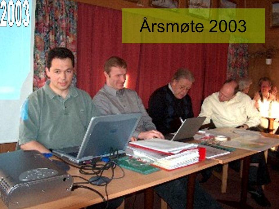 Årsmøte 2003
