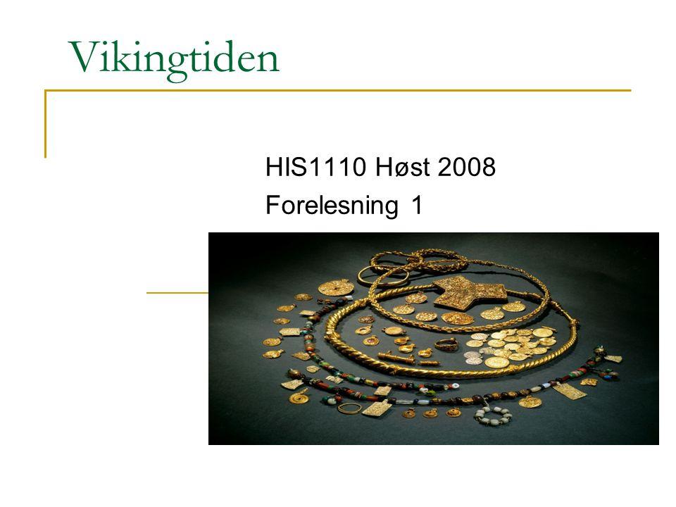 Vikingtid og Norge – problematiske begreper Hva var en viking .