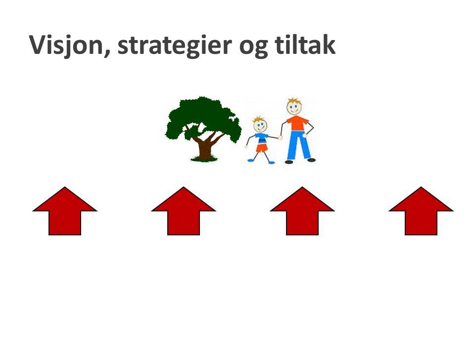 Tre nødvendige forutsetninger for å lykkes i utvikling og omstilling Felles visjoner og mål for prosessen ForståelseForankring Forpliktelse Ref: Per Morten Schiefloe