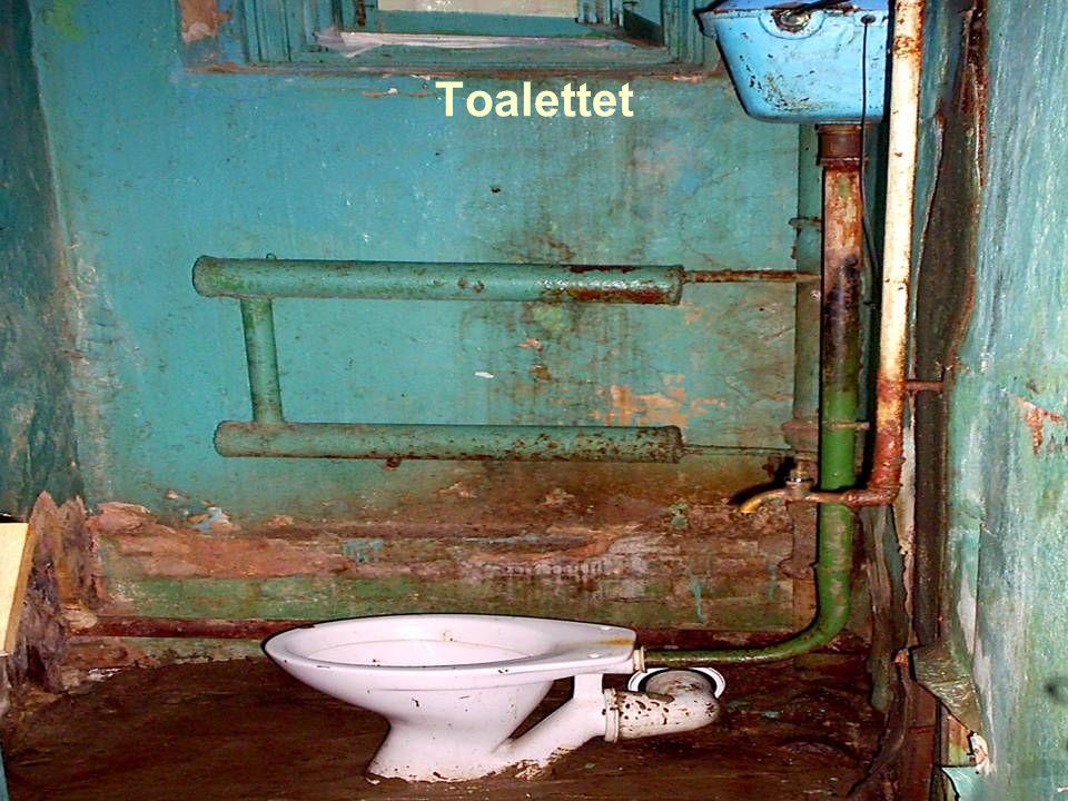 Toalettet