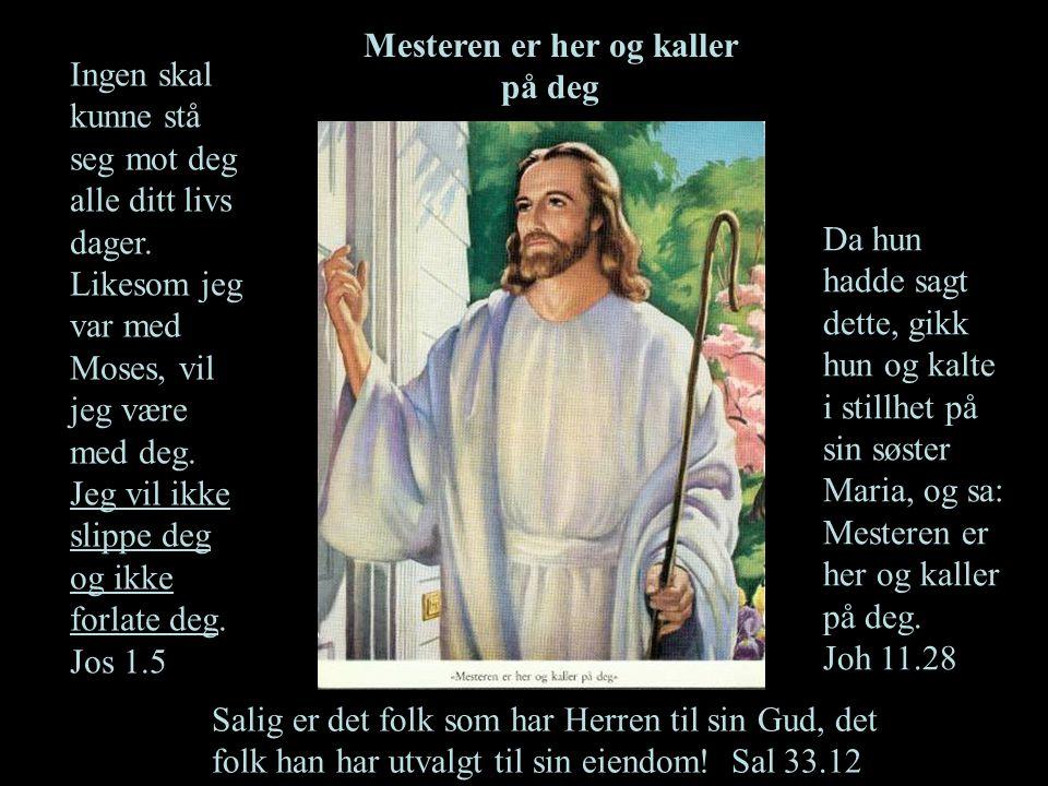 Og han drog omkring i hele landet ved Jordan og forkynte omvendelses dåp til syndenes forlatelse, Luk 3.3 Det er én Herre, én tro, én dåp,..