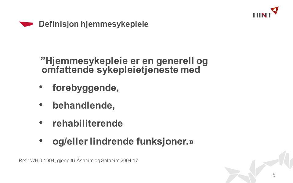 Bruk av hjemmetjenester i Norge 6 Sannsynlighet for å trenge hjelp i hjemmet er sterkt knyttet til alder Med høyere alder er det økning i forekomst av UI Kilder: Statistisk sentralbyrå, 2012.