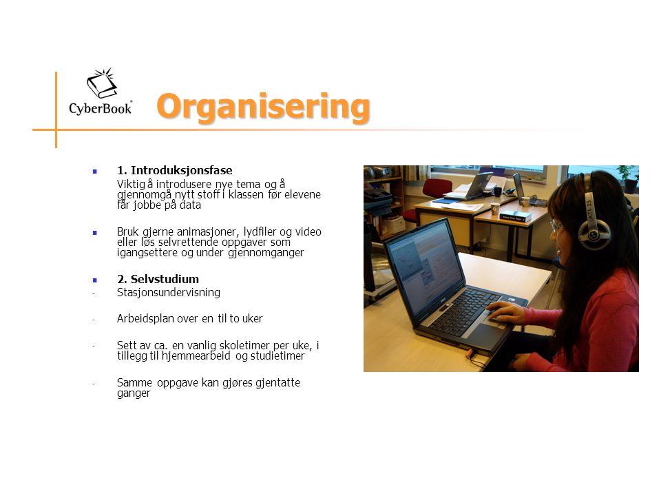 Organisering 1.