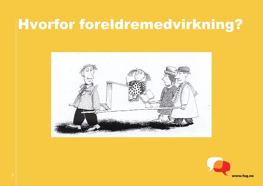 2 Barneloven §30 og FNs menneskerettighetserkl æ ring sl å r fast at: Det er foreldrene som har hovedansvar for barns oppdragelse og læring
