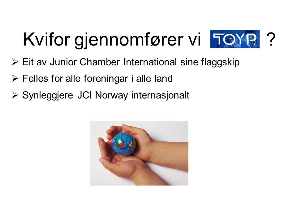 Årets nasjonale kandidatar JCI Molde – Cecilie Skog JCI Innovation – Kari Traa JCI Ørsta-Volda – Tor Erik Krøvel JCI Sandnes – Gunn Rita Dale Flesjå