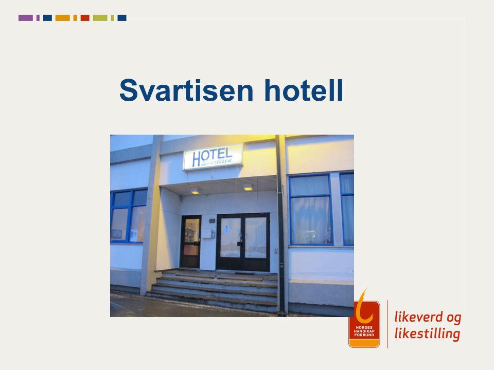 Svartisen hotell