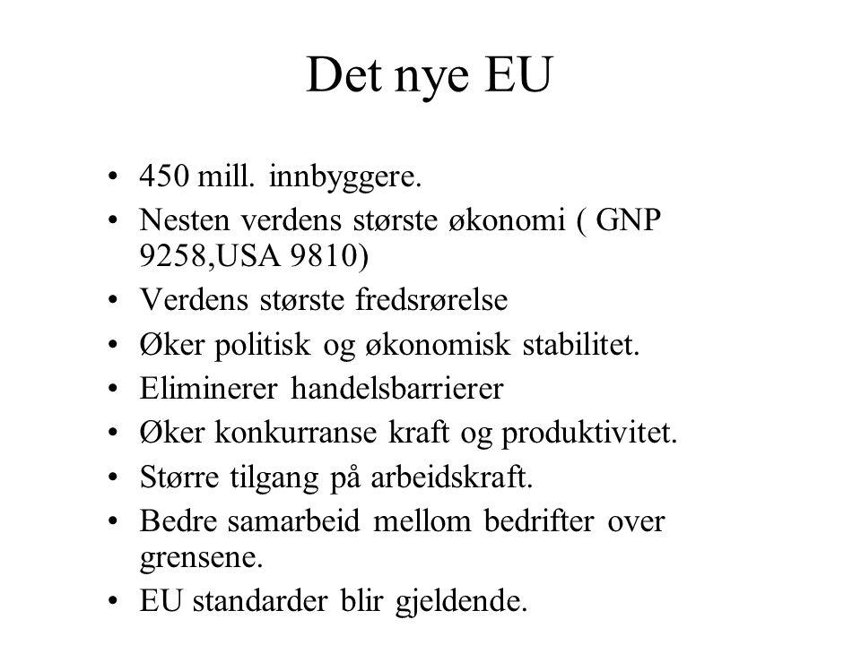 MAXBO Skolen LS # 1- 98 S 6 BRANSJENS BESTE OPPLÆRINGSPROGRAM Det nye EU 450 mill.