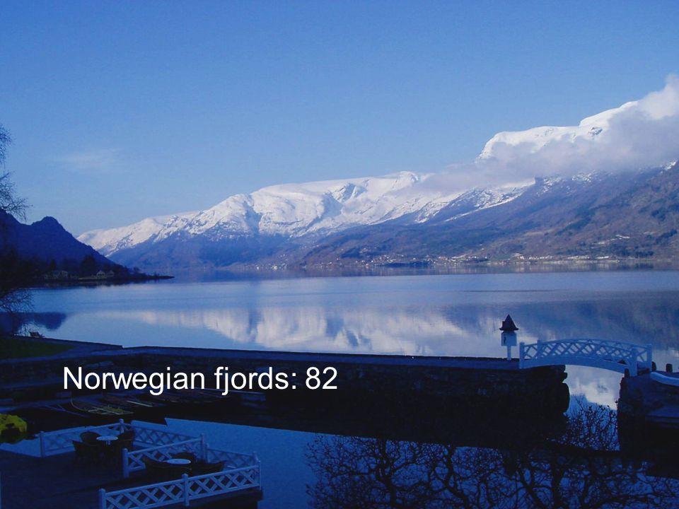 MAXBO Skolen LS # 1- 98 S 62 BRANSJENS BESTE OPPLÆRINGSPROGRAM Norwegian fjords: 82
