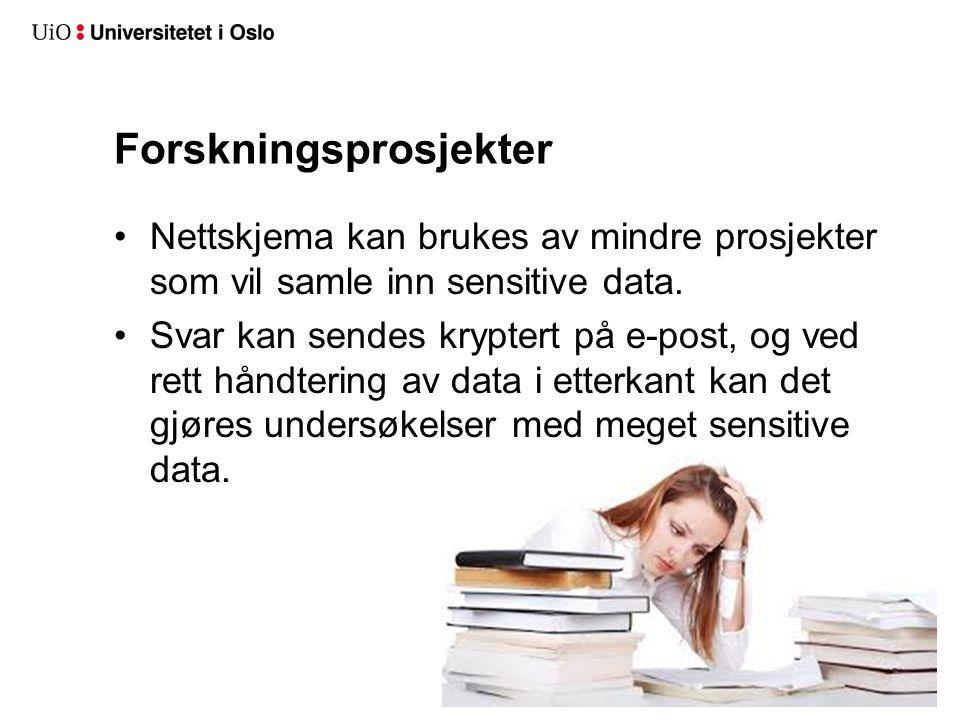 Tanker i forhold til deres oppgaver (II): Publisere utvalgt info om påmeldte på ulike kurs.