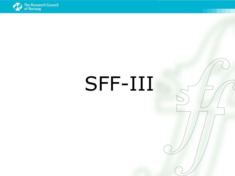 SFF-III