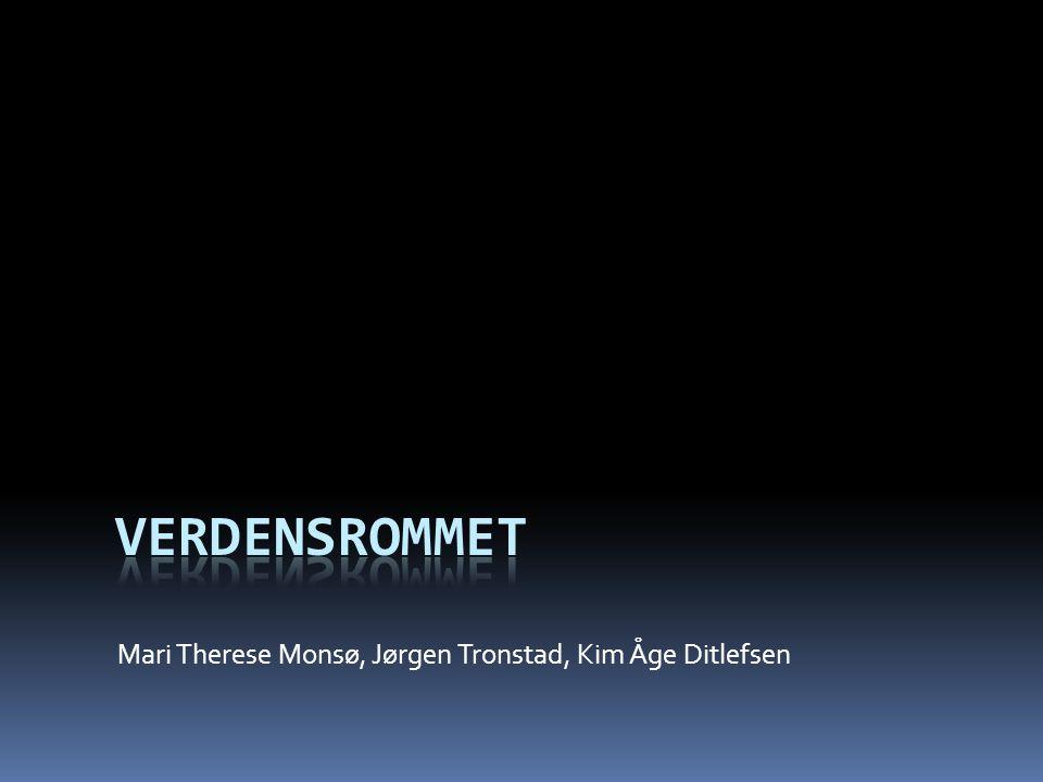 Mari Therese Monsø, Jørgen Tronstad, Kim Åge Ditlefsen