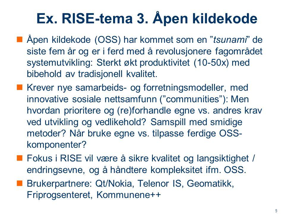 Ex. RISE-tema 3.