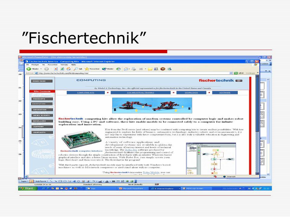 """Fischertechnik"""