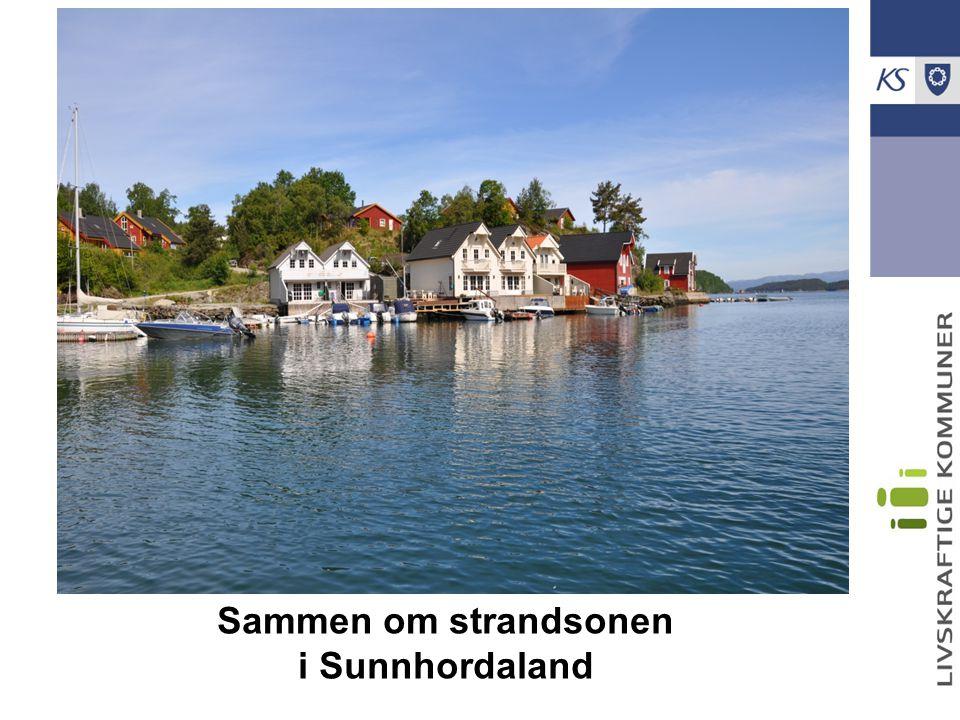 Sammen om strandsonen i Sunnhordaland