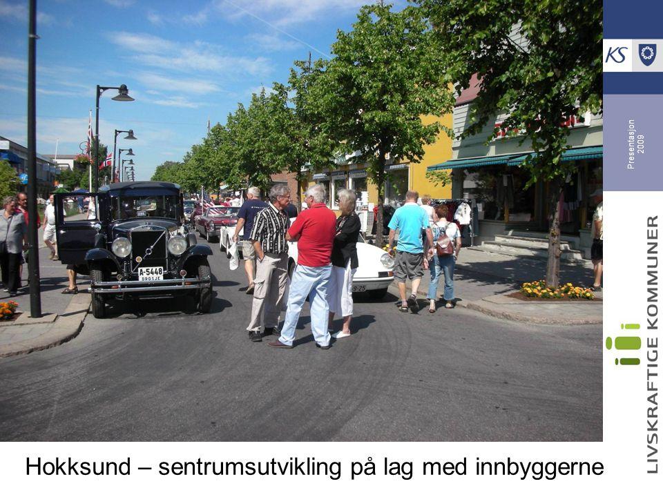 Presentasjon 2009 Arealplanlegging i Midt-Troms Tranøy, Berg og Torsken har gjort dette: - Felles planmelding - Hevet plankompetanse - Alle har fått kommuneplaner - Løste beite/fritidsbolig-konflikt