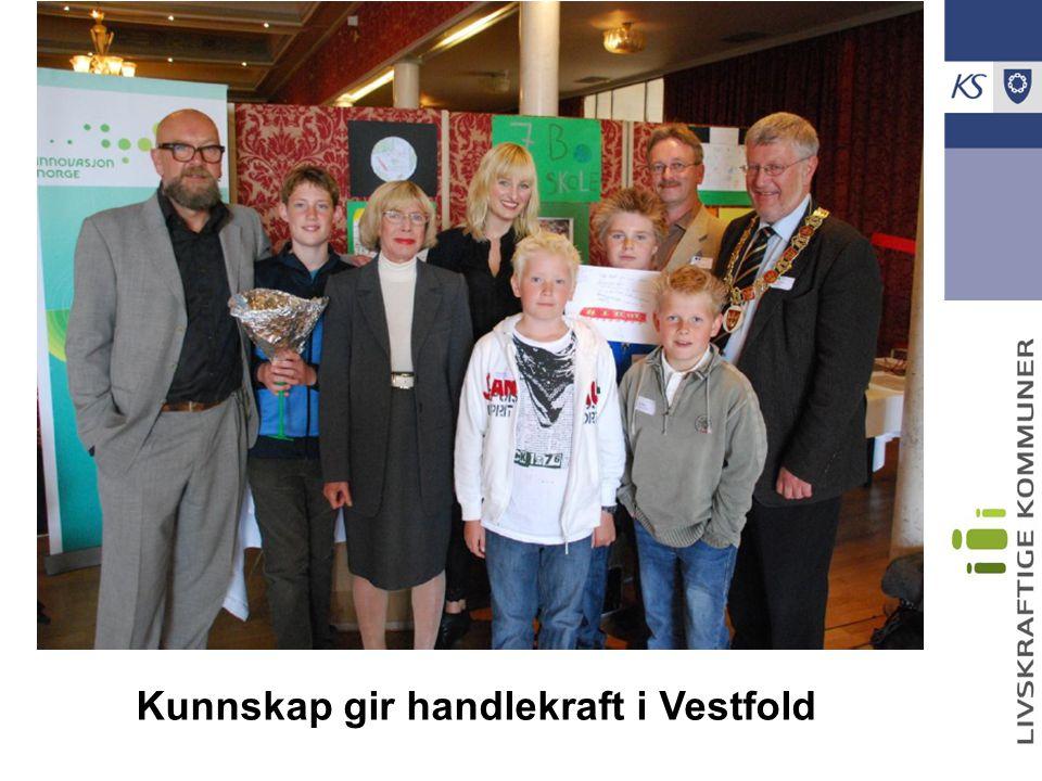 Kunnskap gir handlekraft i Vestfold