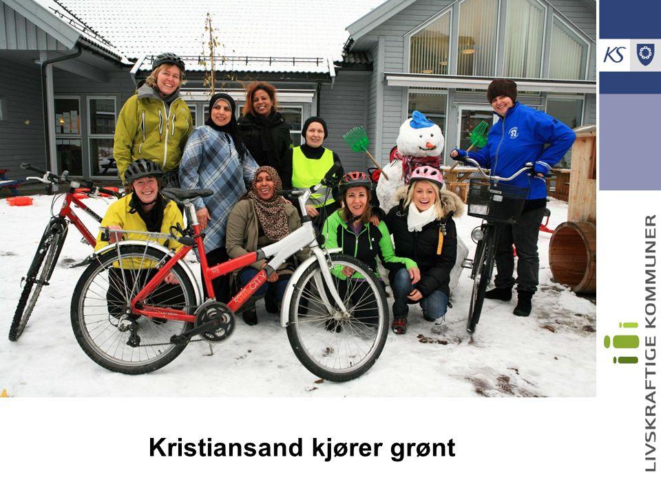 Kristiansand kjører grønt