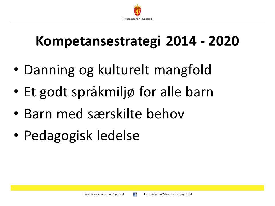 www.fylkesmannen.no/opplandFacebookcom/fylkesmannen/oppland Implementering av St.meld Hvilke tiltak må gjøres hos dere for å implementere stortingsmeldinga i barnehagene.