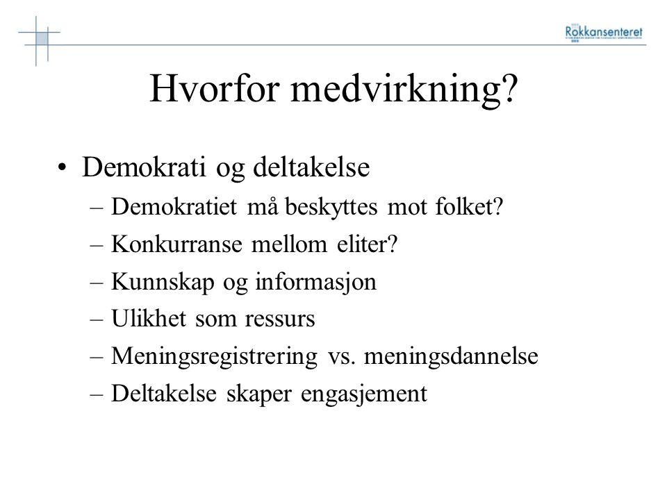 Borgerjury/innbyggerhøring Askøy Tverrsnitt av befolkningen Tid Meningsdannelse Laboratorieforsøk?