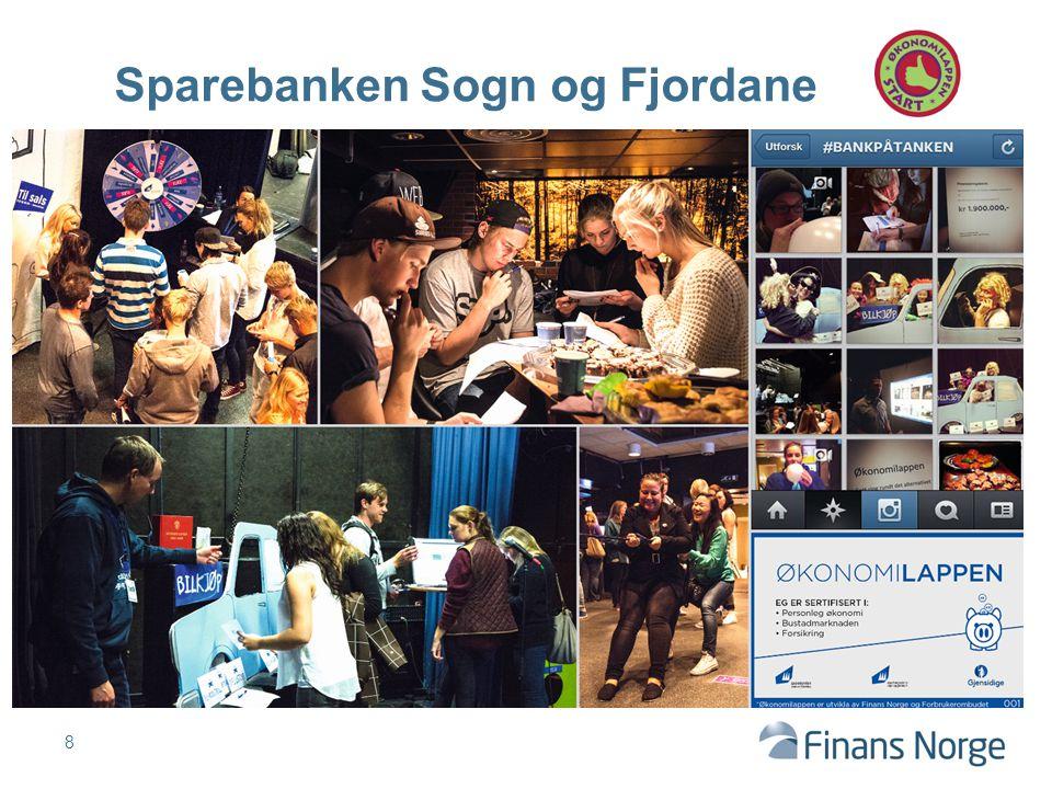 8 Sparebanken Sogn og Fjordane