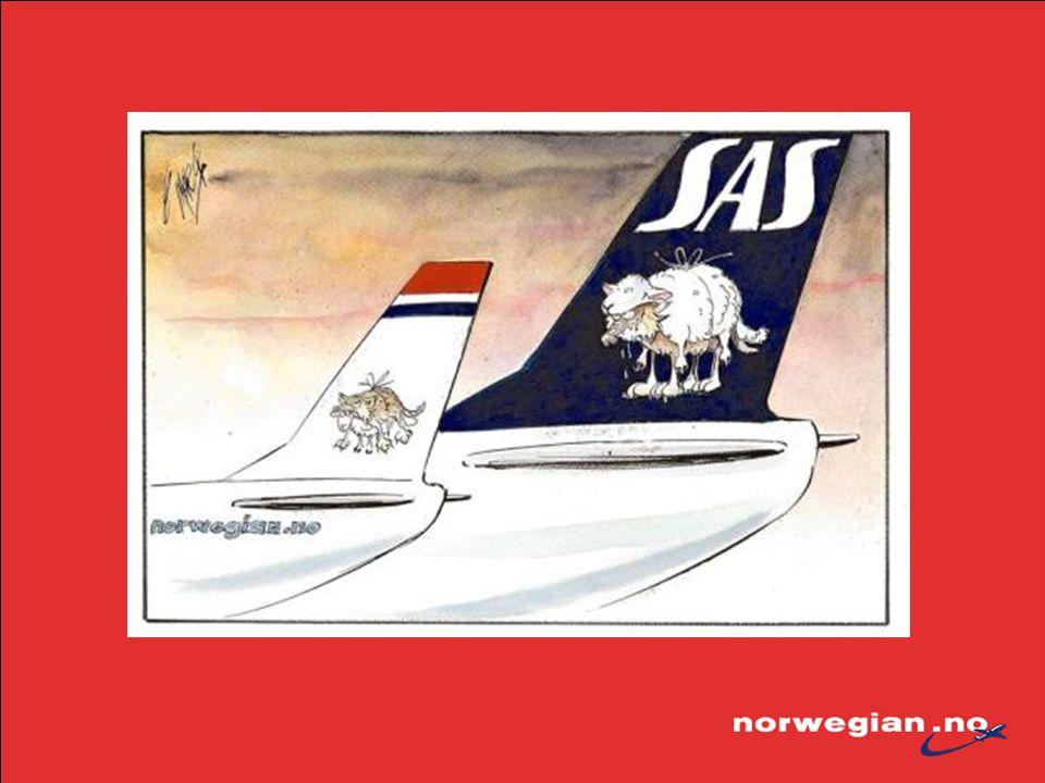 Norsk Luftfart i framtiden Det var en gang et monopoli…