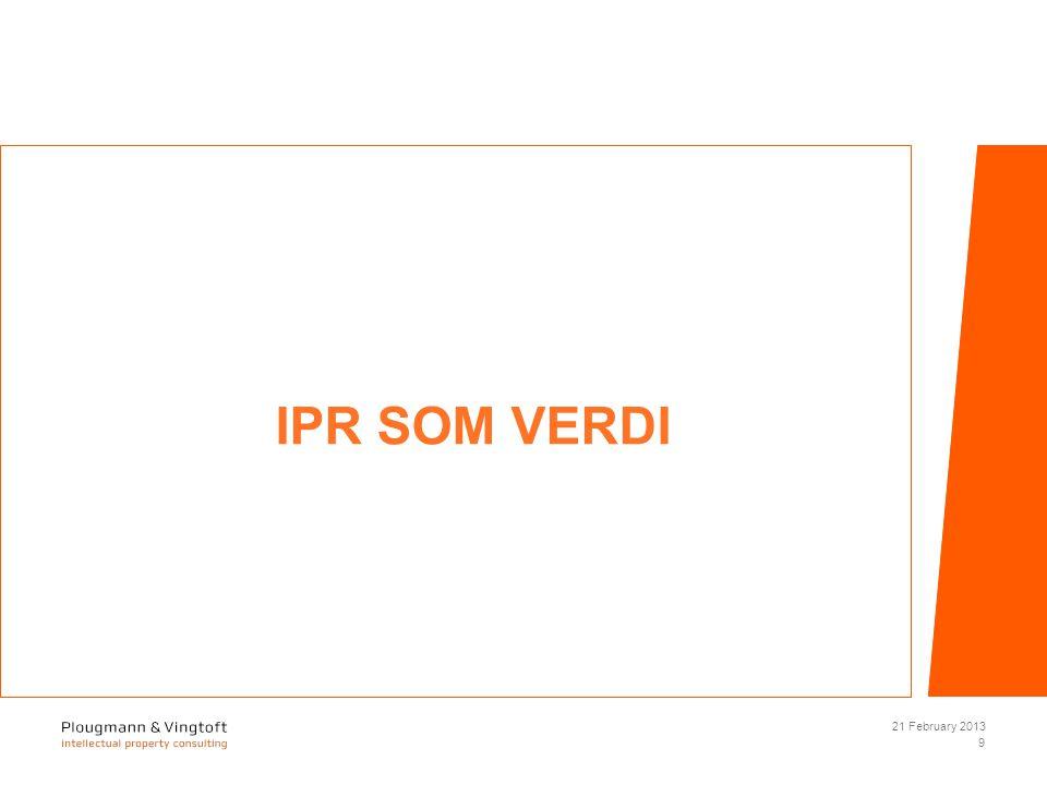 IPR SOM VERDI 21 February 2013 9