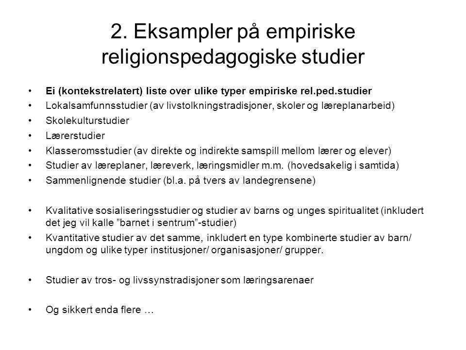 Sammenligningsfaktorer Det følgende er et forsøk på å tenke gjennom gangen i et empirisk forskningsprosjekt, ganske uferdig – og med inspirasjon fra ei bok av Ole Riis: Samfundsvidenskap i praksis, Hans Reitzels Forlag 2005.