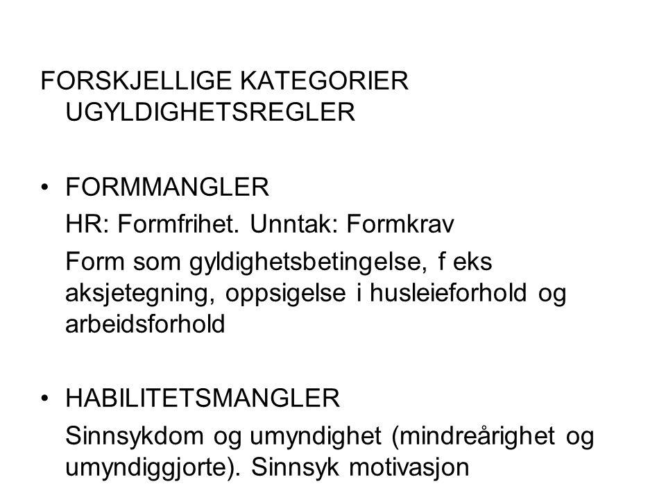 HOVEDFORPLIKTELSEN: MANGEL DEBITOR SKAL LEVERE RETT YTELSE KVALITATIVT OG KVANTITATIVT HVIS IKKE, VIL DET KUNNE FORELIGGE MANGEL MANGELSVURDERINGEN TAR UTGANGSPUNKT I PARTENES AVTALEFORHOLD I VID MENING (KONKRET MANGELSVURDERING) FINNES IKKE TILSTREKKELIG HOLDEPUNKTER PA DENNE MÅTEN, ER SPØRSMÅLET HVILKE KRAV SOM GENERELT KAN STILLES TIL YTELSER AV ANGJELDENDE ART (ABSTRAKT MANGELSVURDERING -KRAVET TIL VANLIG GOD VARE )