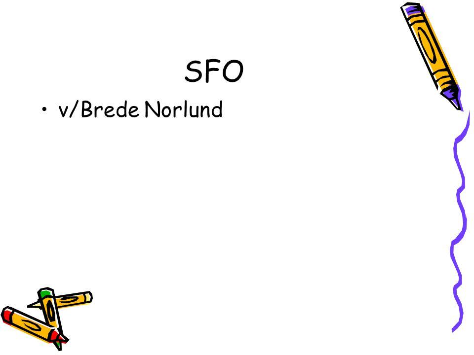 SFO v/Brede Norlund
