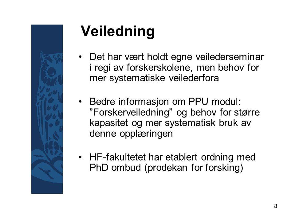 9 Forskerskoler ved HF Center for Medieval Studies (CMS) http://www.uib.no/cms/index.htm http://www.uib.no/cms/index.htm Program for studier av antikkens kristendom (PROAK) http://www.hf.uib.no/i/ikrr/proak/http://www.hf.uib.no/i/ikrr/proak/ Språkvitenskap og filologi http://www.hf.uib.no/forskerskole/ Nasjonal forskerskole i Språkvitenskap og filologi (Nordforsk søknad under utvikling) http://www.hf.uib.no/forskerskole/nasjonal/index.html