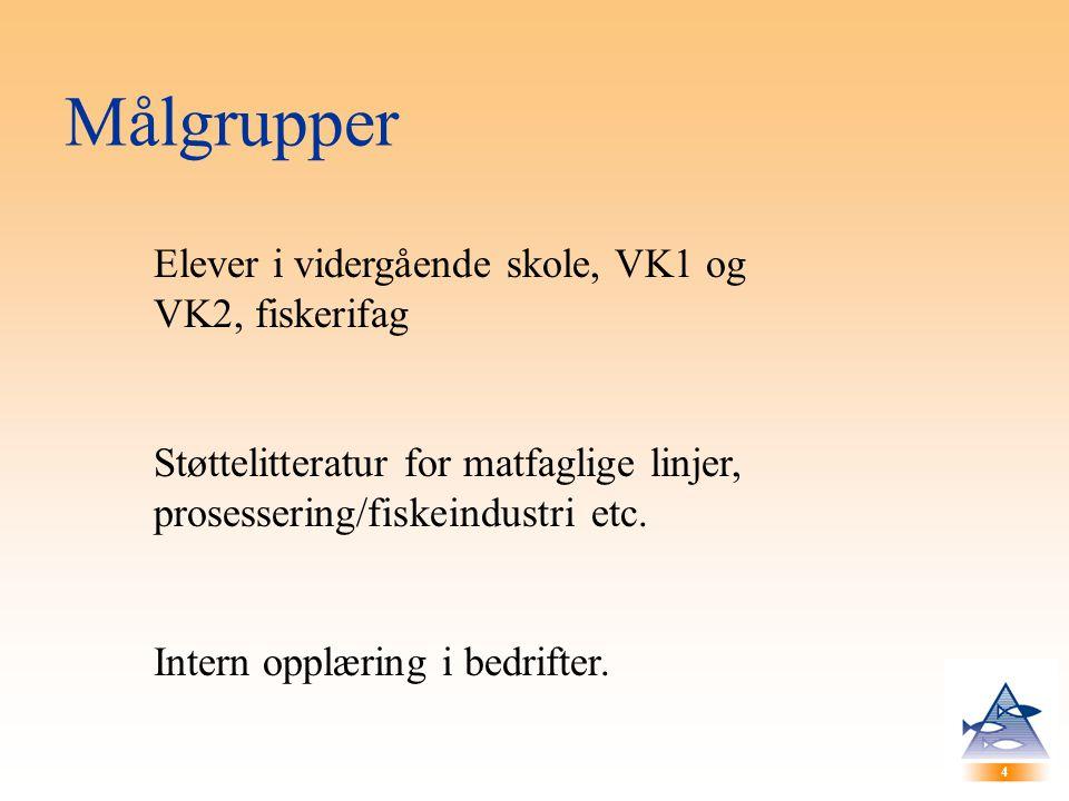 5 5 Finansiering Hordaland Fylkeskommune Utdanningsdirektoratet Havforskningsinstituttet...