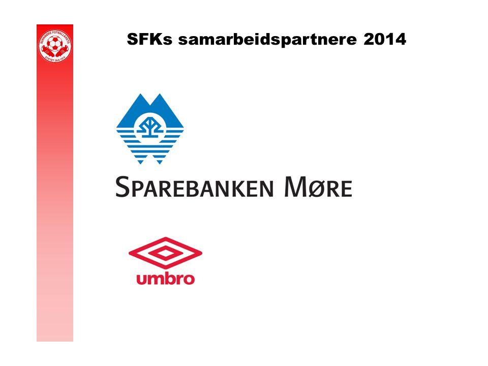 SFKs samarbeidspartnere 2014